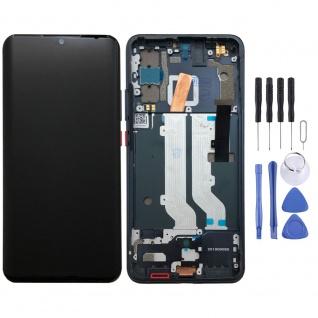Für ZTE Axon 10 Pro OLED Display LCD Touch mit Rahmen Ersatz Reparatur Schwarz