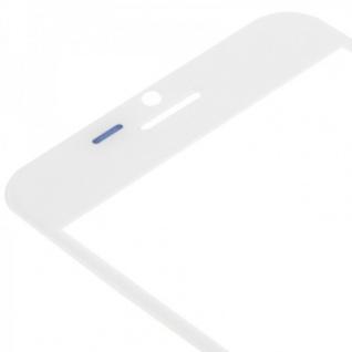 Displayglas Glas Weiß für Apple iPhone 6 4.7 Zubehör + Werkzeug Opening Tool KIT - Vorschau 3