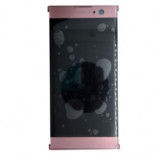 Sony Display LCD Komplett mit Rahmen für Xperia XA2 Pink Ersatz Reparatur Neu - Vorschau 2