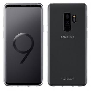 Samsung Clear Cover Star Transparent EF-QG965TTEG für Galaxy S9 Plus G965 Tasche