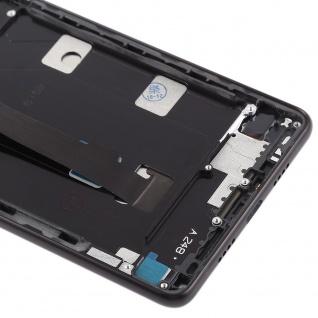 Für Xiaomi Mi MIX 2 Reparatur Display LCD Komplett Einheit mit Rahmen Schwarz - Vorschau 3