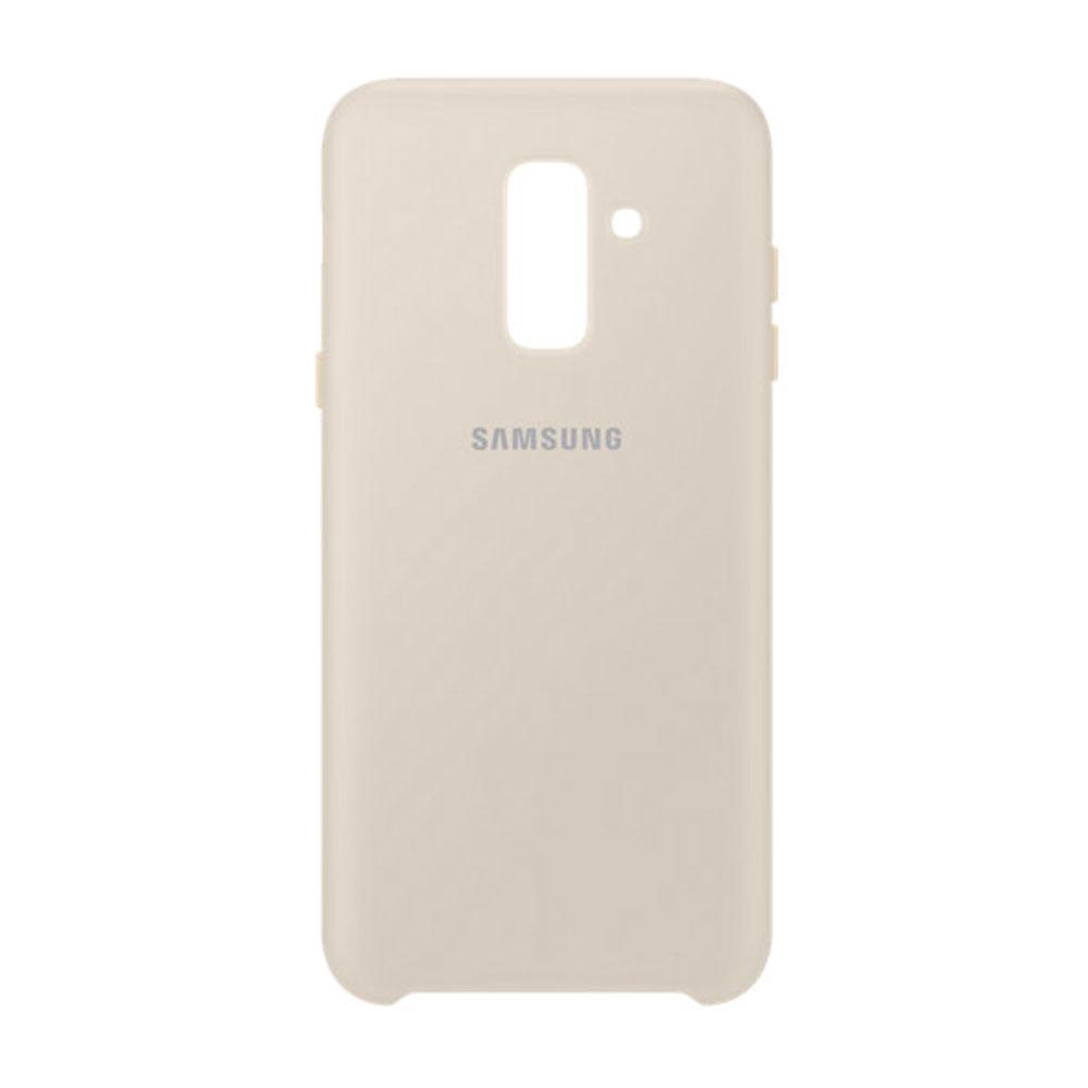 Samsung Dual Layer Cover Ef Pa605cfegww Fur Galaxy A6 Plus 2018