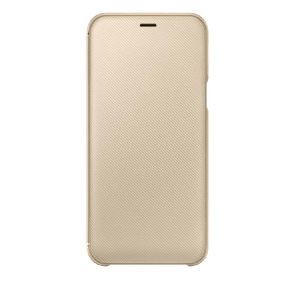 Samsung Wallet Cover Hulle Ef Wa605cfegww Galaxy A6 Plus 2018 A605f