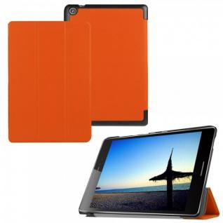 Smartcover Orange für ASUS ZenPad S 8.0 Z580CA Z580C Hülle Case Tasche Schutz