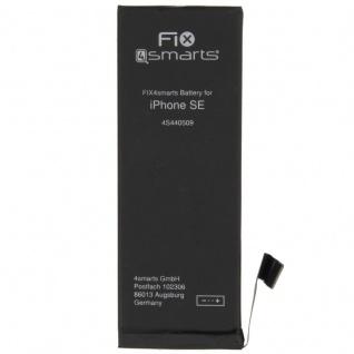 Akku Batterie Battery für Apple iPhone SE 1560 mAh Ersatzakku 3, 82V Zubehör TOP