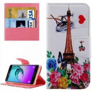 Schutzhülle Muster 75 für Samsung Galaxy A5 2016 A510F Tasche Cover Case Hülle