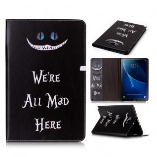 Schutzhülle Motiv 58 Tasche für Samsung Galaxy Tab A 10.1 T580 T585 Hülle Cover