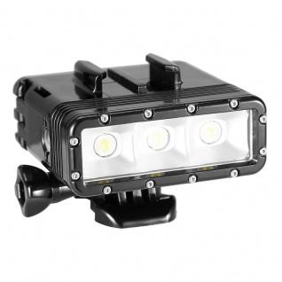 300LM Wasserdichte Lampe für GoPro HERO5 Session /5 /4 Session /4 /3+ /3 /2 /1 - Vorschau 4