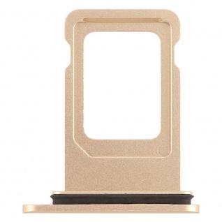 Für Apple iPhone XR 6.1 Zoll Sim Karten Halter Gold SD Card Ersatzteil Zubehör - Vorschau 1
