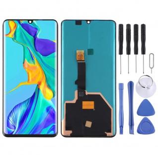 Für Huawei P30 Pro Display OLED LCD Einheit Touch Reparatur Schwarz Ersatz Teil
