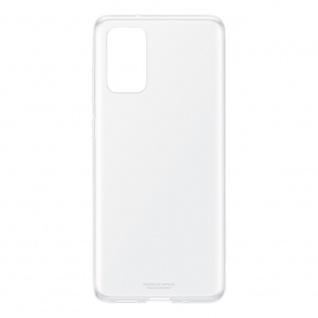 Samsung Clear Cover EF-QG985TTEGEU für Galaxy S20+ Backcover Transparent Case