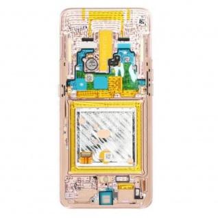 Samsung Display LCD Kompletteinheit für Galaxy A80 A805F GH82-20348A Gold Ersatz - Vorschau 3