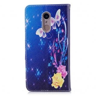 Tasche Wallet Book Cover Motiv 40 für Xiaomi Redmi 5 Hülle Case Etui Schutz Neu - Vorschau 4