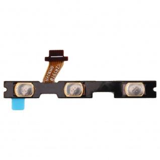 Für Huawei Y5 2019 Power und Lautstärke Button Flex Kabel Reparatur Schalter