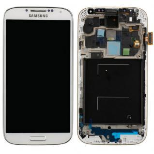Samsung Galaxy S4 Value Edition i9515 Display LCD Einheit Kompletteinheit Weiß