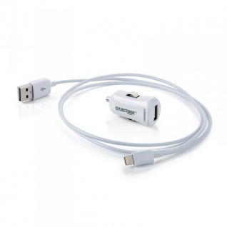 2in1 Cabstone USB Sync- Ladekabel Datenkabel Apple iPad iPhone Conector Ladegerät