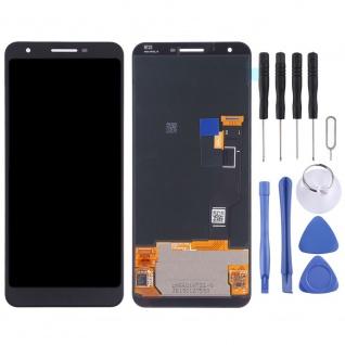 Für Google Pixel 3a XL Display OLED LCD Touch Screen Ersatz Reparatur Schwarz - Vorschau 2