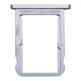 Für Xiaomi Mi A2 / Mi 6X Karten Halter Sim Tray Schlitten Holder Ersatzteil Pink
