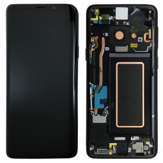 Samsung Display LCD Komplettset GH97-21691A Schwarz für Galaxy S9 Plus G965F Neu