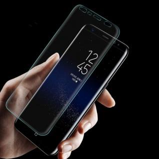 2x Hybrid TPU gebogene Panzerfolie Folie Schutz für Samsung Galaxy Note 9 N960F