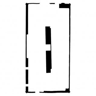 Touch Panel Digitizer Adhesive Tape Kleber für Apple iPad 4 Reparatur Ersatzteil