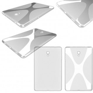 Silikon X-Line Transparent Hülle Tasche für Samsung Galaxy Tab A 10.1 2019 T510