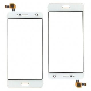Reparatur Displayglas Touch Screen für ZTE Blade V8 LCD Reparatur Weiß Ersatz