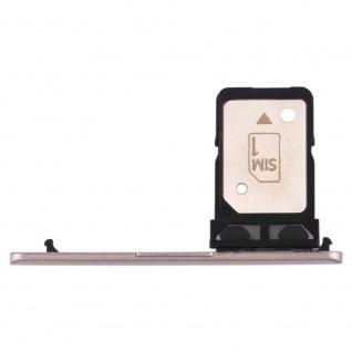 Für Sony Xperia 10 Simkarten Halter Card Tray Pink SD Card Ersatzteil Zubehör