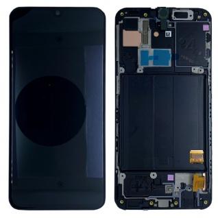 Samsung Display LCD Kompletteinheit für Galaxy A40 A405F GH82-19672A Schwarz Neu