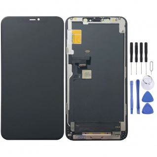 Für Apple iPhone 11 Pro Max Display Full TFT LCD Touch Screen Ersatz Schwarz