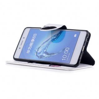 Schutzhülle Motiv 30 für Huawei Honor 6C / Enjoy 6S Tasche Hülle Case Cover Etui - Vorschau 5