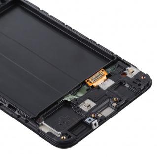 Für Samsung Galaxy A50 A505F Display Full TFT LCD + Rahmen Touch Ersatz Schwarz - Vorschau 3