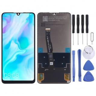 Für Huawei P30 Lite Display Full LCD Touch Einheit Ersatzteil Reparatur Schwarz