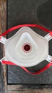100x Hochwertige Atem Schutzmaske FFP3 Schutz Maske Zubehör Neu
