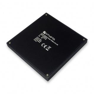 Universal Induktive Ladestation VoltBeam 5W Wireless Charger Ladegerät schwarz - Vorschau 4