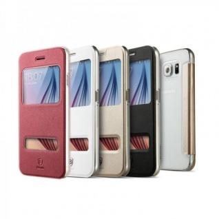Original Baseus Window View Tasche für viele Smartphone Modelle Hülle Case Neu