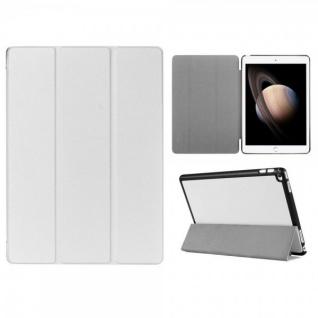 Smartcover Weiß Tasche Wake UP Hülle Case für Apple iPad Pro 11.0 Zoll 2018 Etui