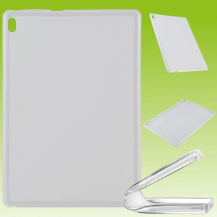 Für Lenovo Tab E10 TB-X104F 10.1 Transparent Tablet Tasche Hülle TPU Silikon Neu
