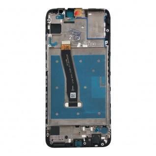 Für Huawei P Smart Plus 2019 Display Full LCD Touch Ersatz Reparatur Schwarz Neu - Vorschau 3