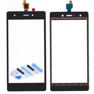 Reparatur Display TouchScreen Digitizer Schwarz für Wiko Pulp 3G 4G für LCD Neu - Vorschau 1