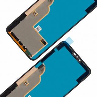 Für LG V40 ThinQ Display LCD Einheit Touch Screen Reparatur Schwarz Ersatzteil - Vorschau 2