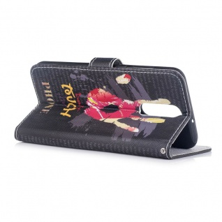 Schutzhülle Motiv 21 für Huawei Mate 10 Lite Tasche Hülle Case Zubehör Cover Neu