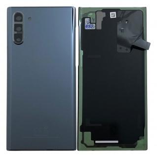 Samsung GH82-20528A Akkudeckel Deckel für Galaxy Note 10 N970F Aura Schwarz