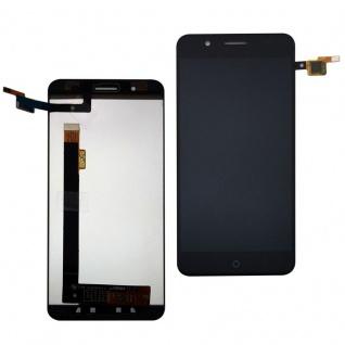 Display Full LCD Einheit Touch Ersatzteil für ZTE Blade A610 Plus Schwarz Neu