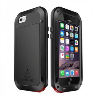Love MEI Outdoor Metall Bumper Hülle für Apple iPhone 6 4.7 Zubehör gerade 1