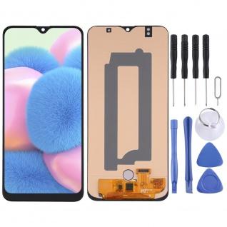 Für Samsung Galaxy A30s OLED Display Einheit Touch Ersatzteil Reparatur Schwarz
