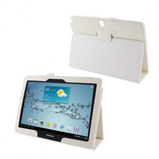 Schutzhülle Kunstleder Tasche für Tablet eBook PDA Smart Cover Hülle Case Etui - Vorschau 5