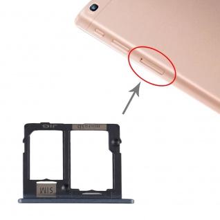 Sim Karten Halter für Samsung Galaxy Tab A 10.1 2019 Micro SD Tray Schwarz