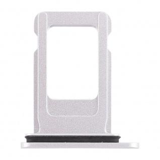 Für Apple iPhone XR 6.1 Zoll Sim Karten Halter Weiß SD Card Ersatzteil Zubehör