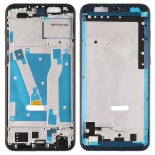 Mittelrahmen für Huawei Honor 9 Lite Front Housing LCD Gehäuse Schwarz Neu Top